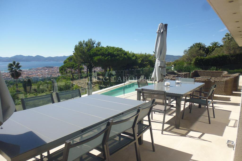 VILLA CANNES - CHEMIN DES COLLINES - SEASONAL RENTAL