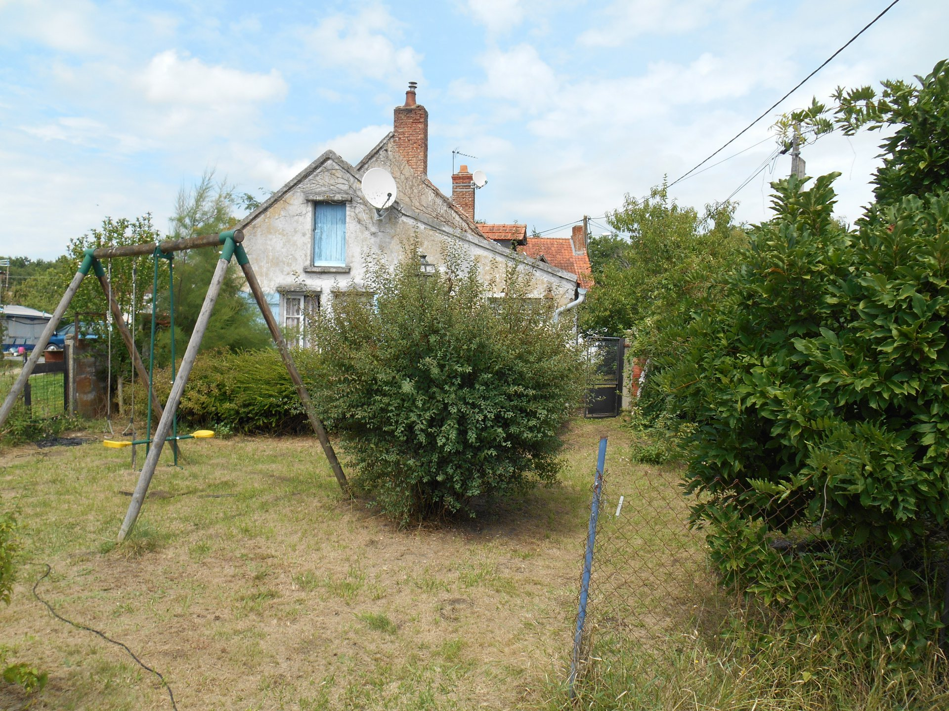 Sale House - Vignoux Sur Barangeon