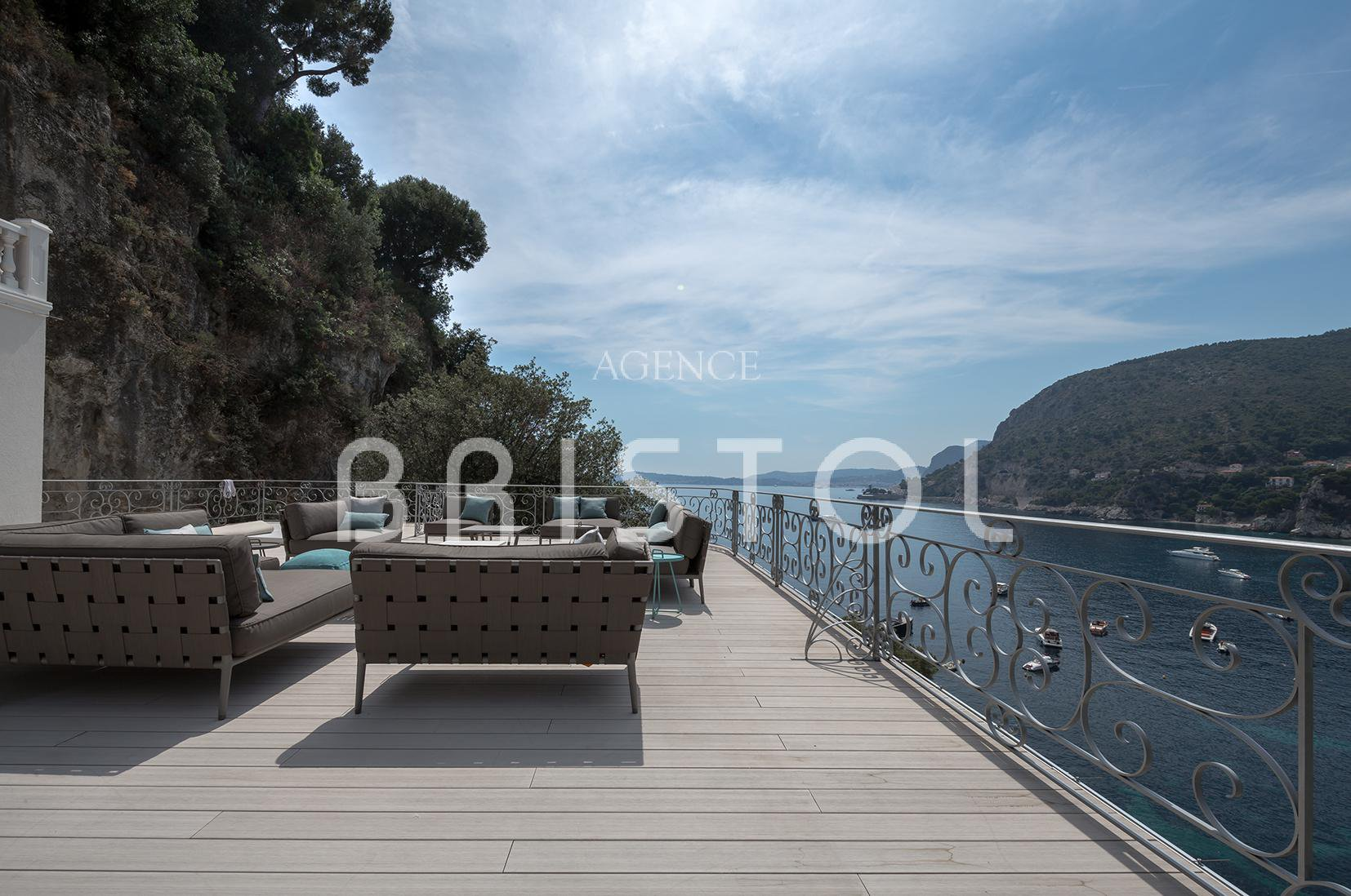 Waterfront Property  in Cap D Ail on the French Riviera
