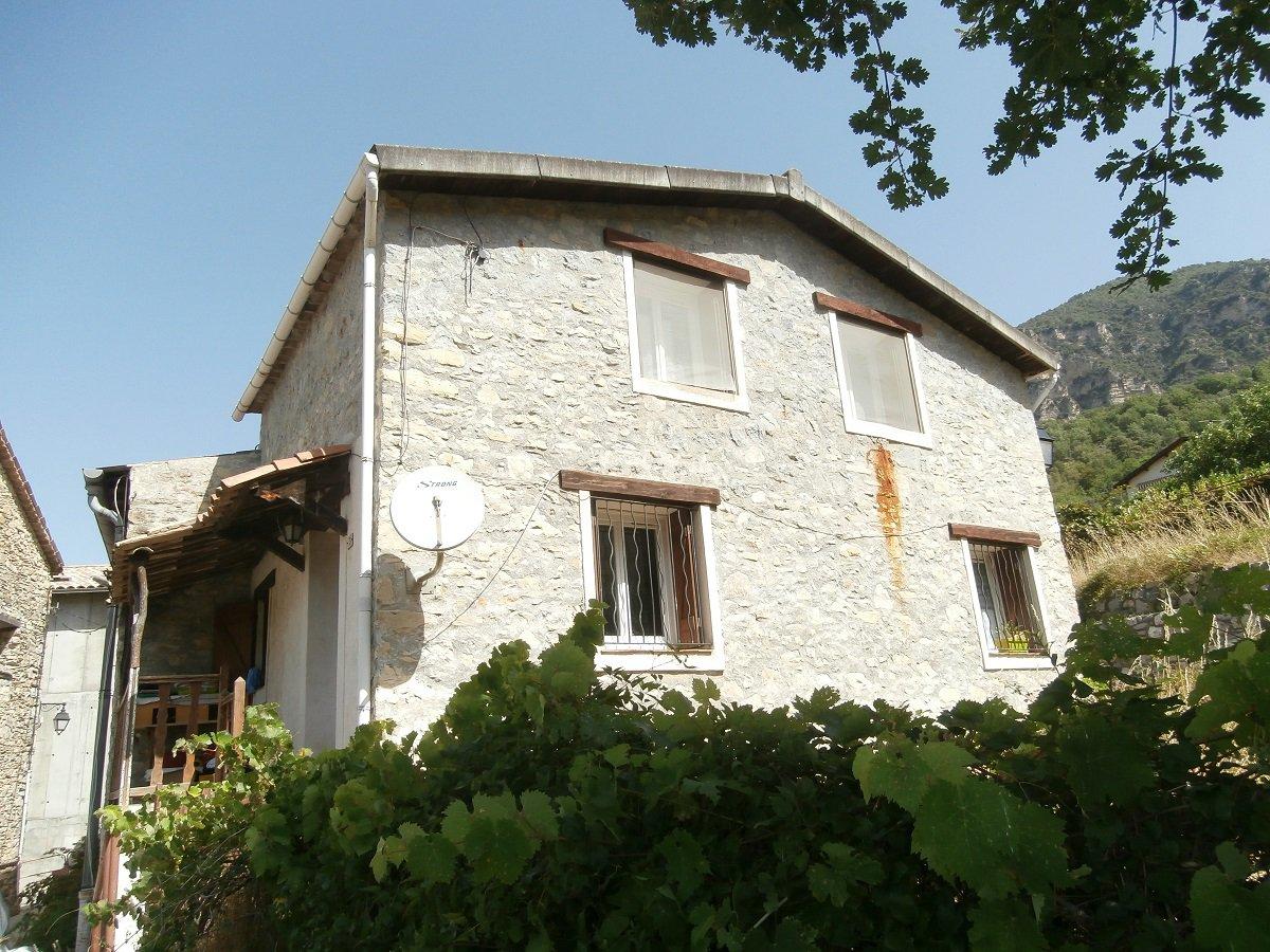 La Tour / Roussillon sur Tinée