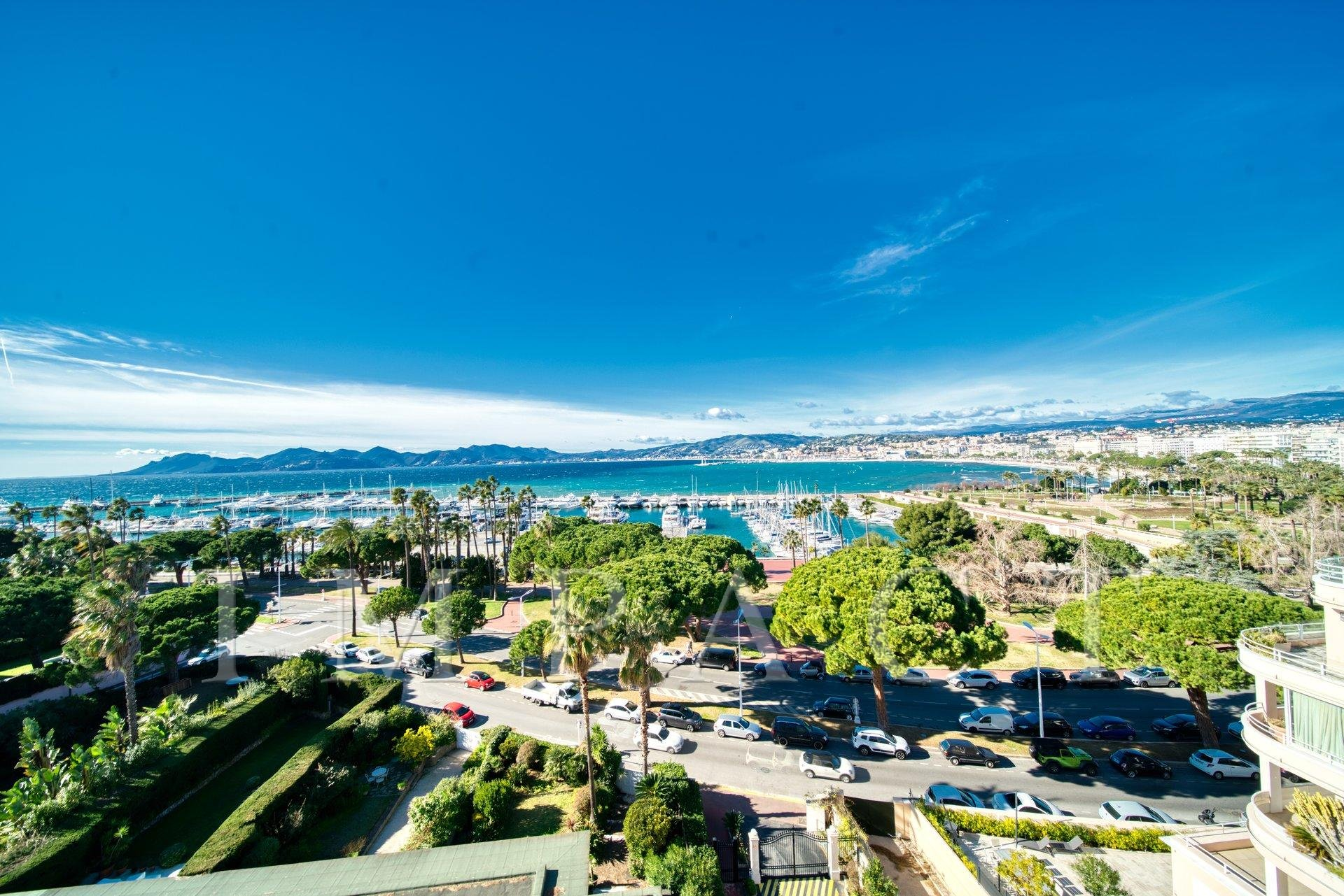 CANNES CROISETTE - PORT CANTO