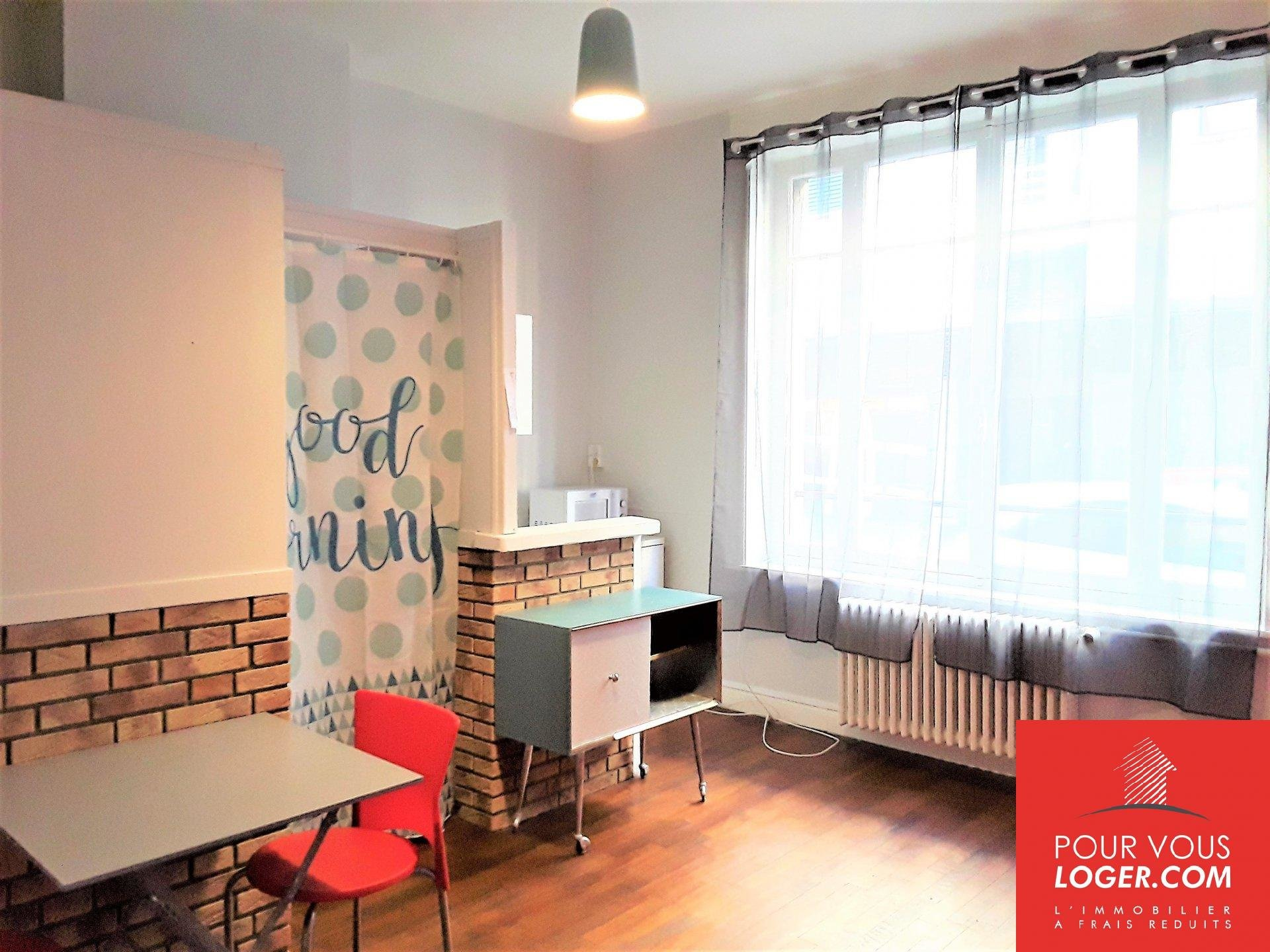 Studio meublé Boulogne Centre