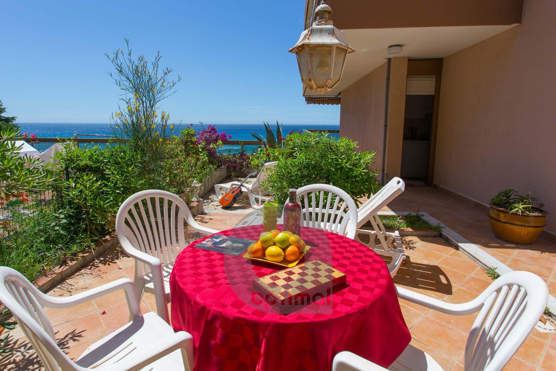 Beau 2Pmoderne avec terrasse face mer