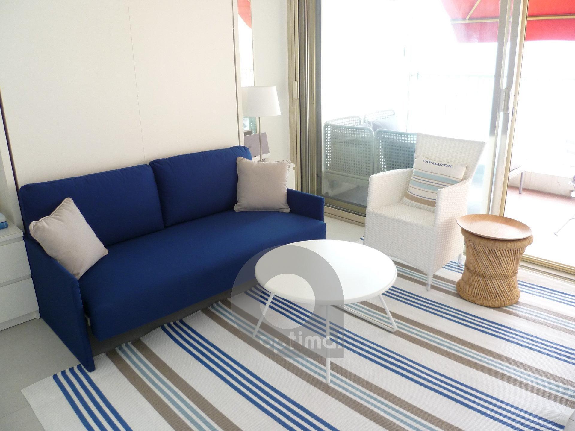 Seasonal rental Studio - Menton Garavan