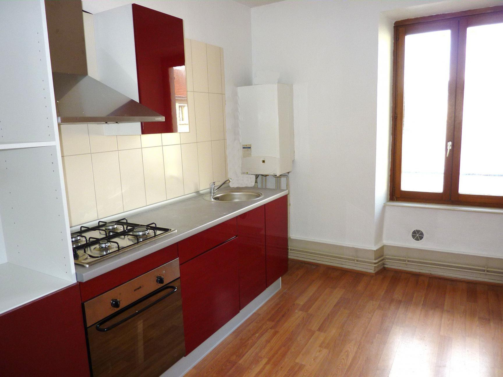 Rental Apartment - Voujeaucourt