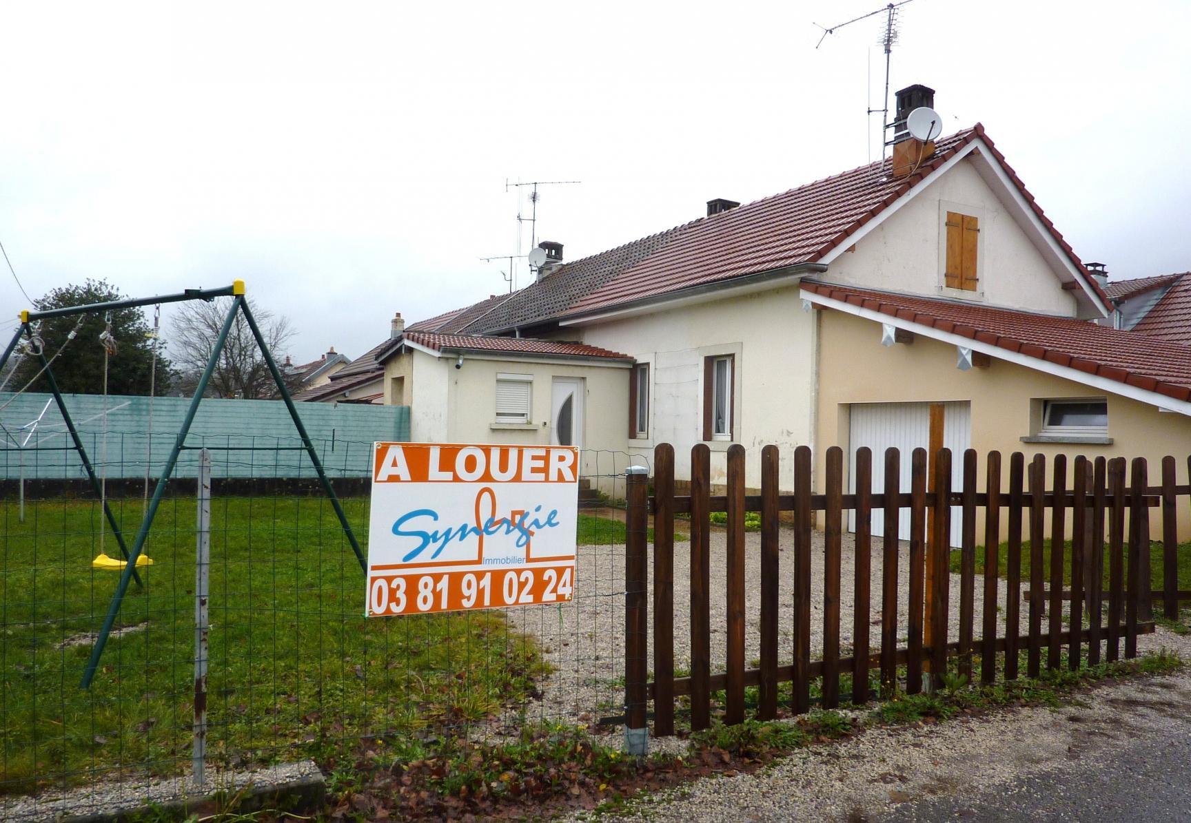 Rental Village house - L'Isle-sur-le-Doubs
