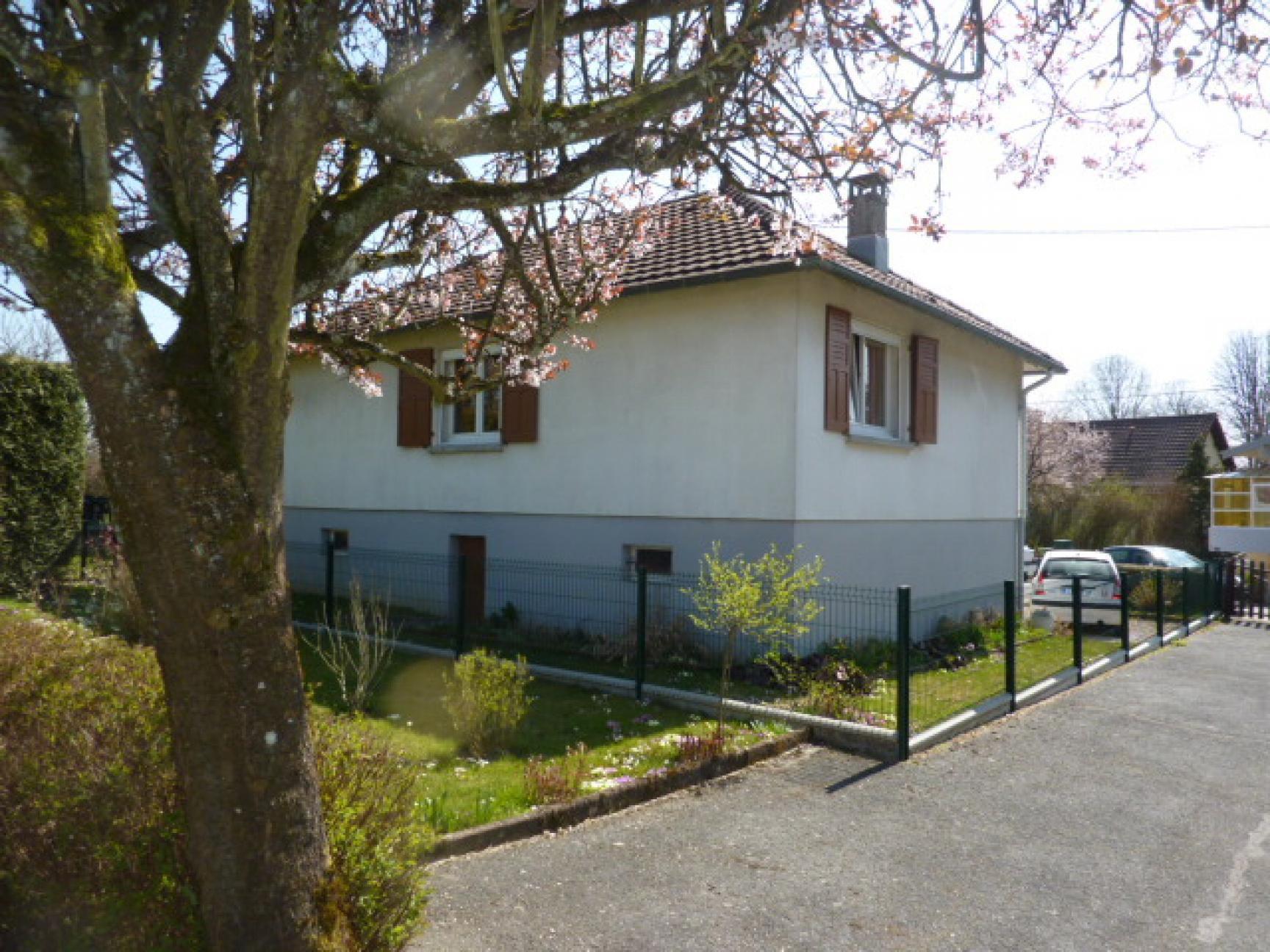 Rental Village house - Morvillars