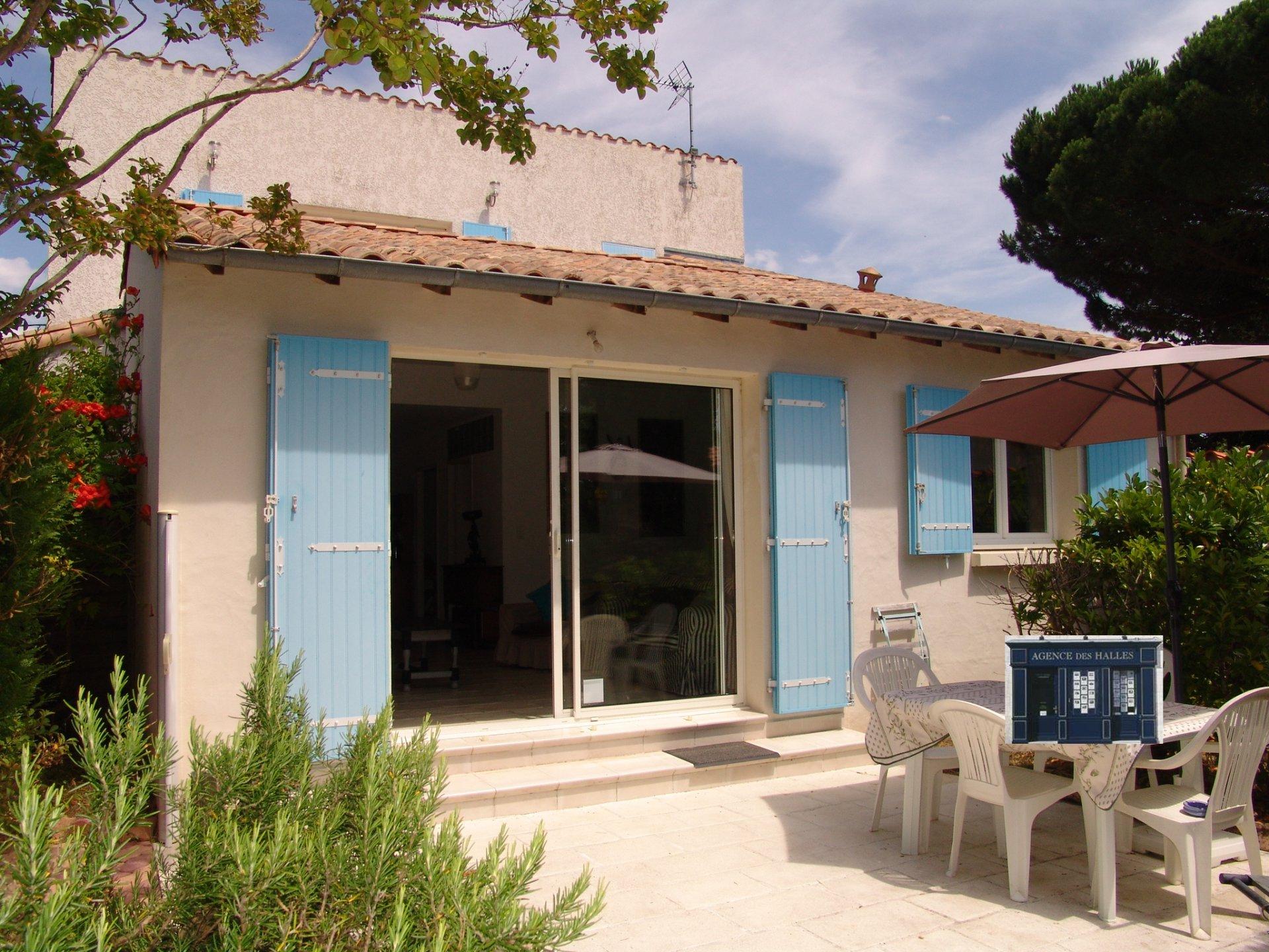 Maison proche plage et centre