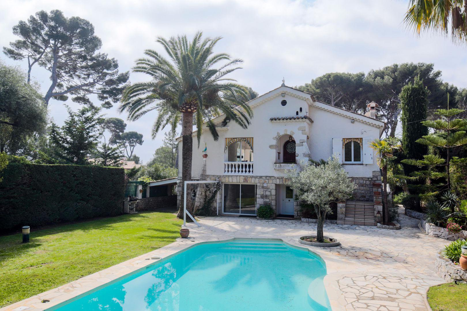 A vendre Villa Cap d'Antibes garoupe