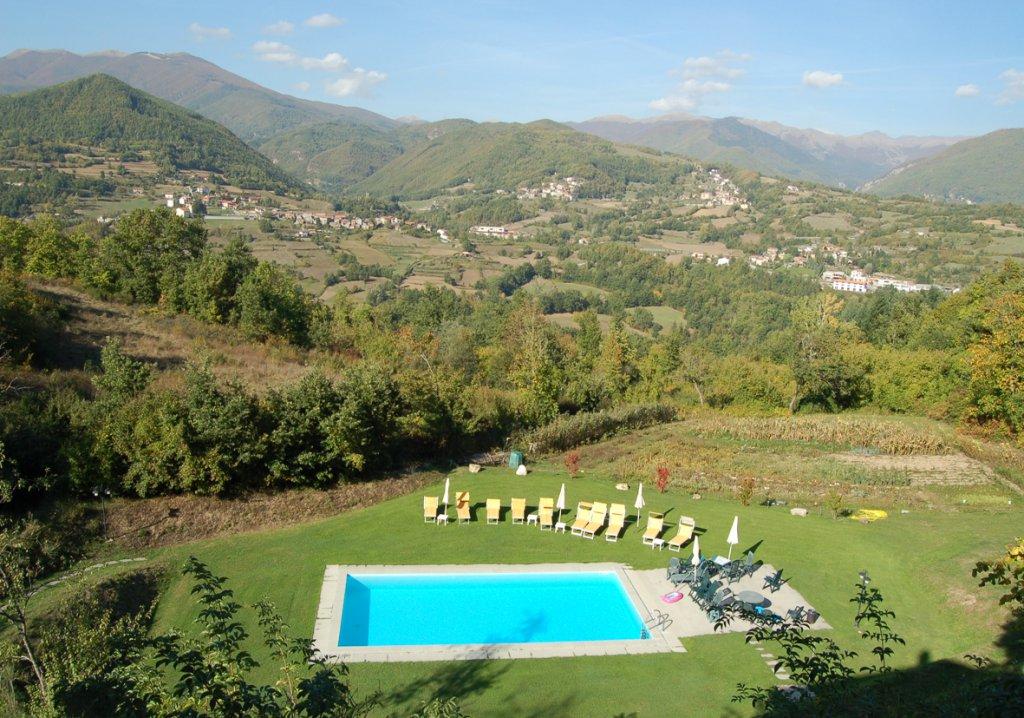 ITALIE, TOSCANE, 8 PERSONNES