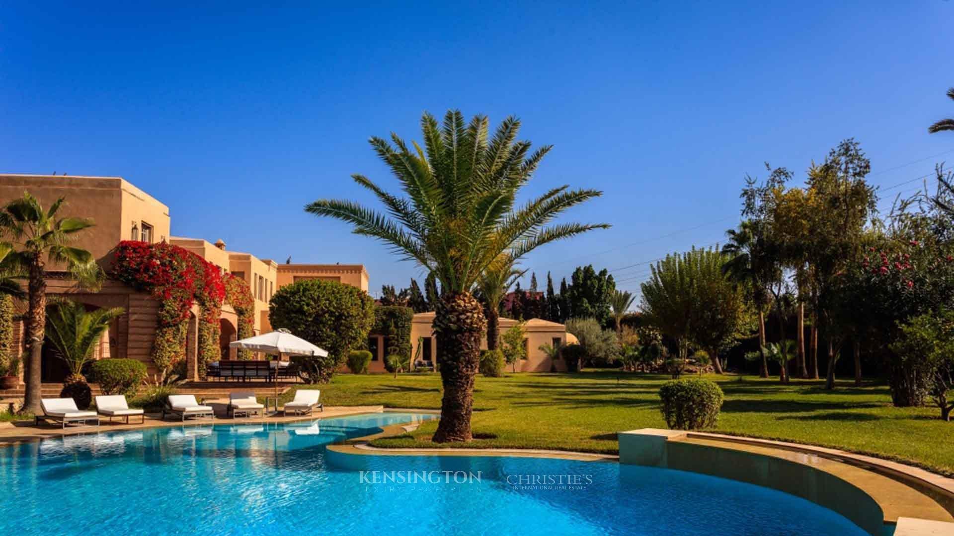 KPPM01024: Villa Iris Luxury Villa Marrakech Morocco