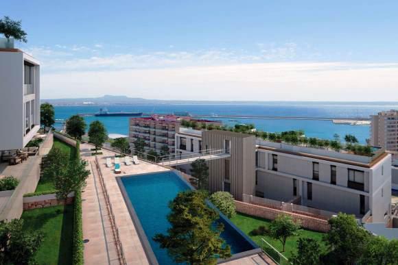 Vente Appartement - Palma de Mallorca - Espagne