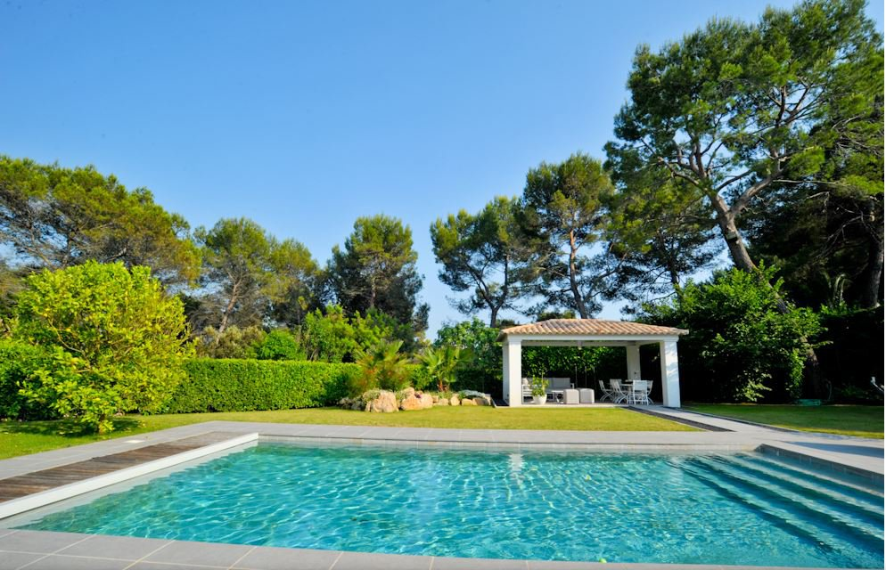 Piscine ave pool house