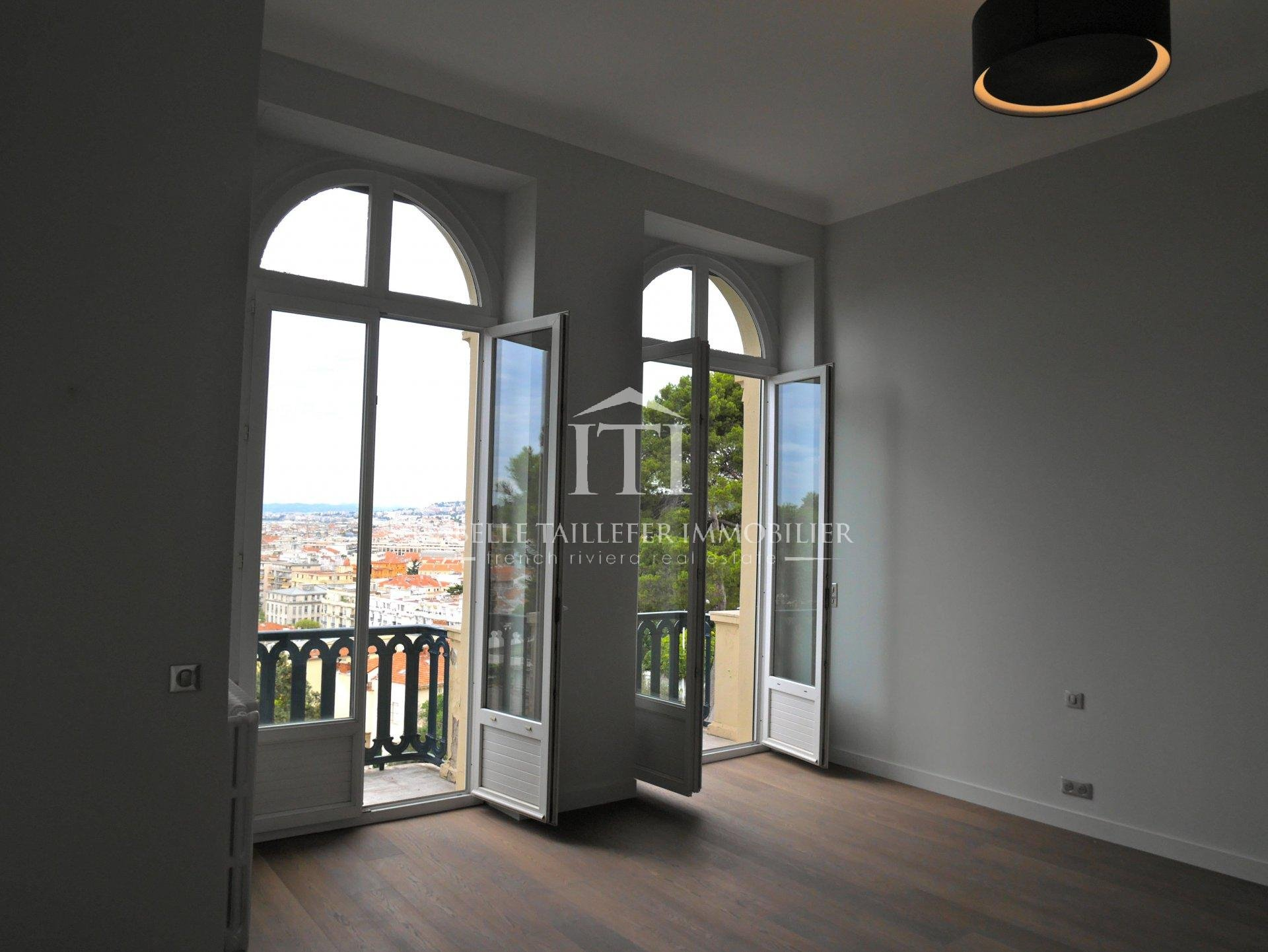 french riviera - Nice / Cimiez - Bourgeois Vue mer