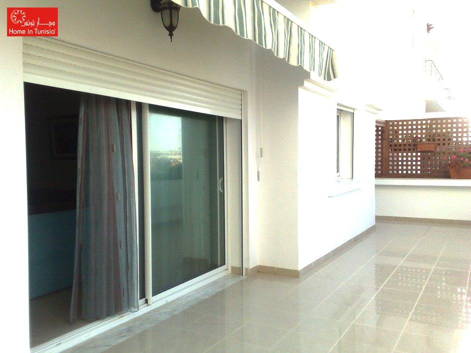 Appartement S+2 de Haute Standing  (Meublé)