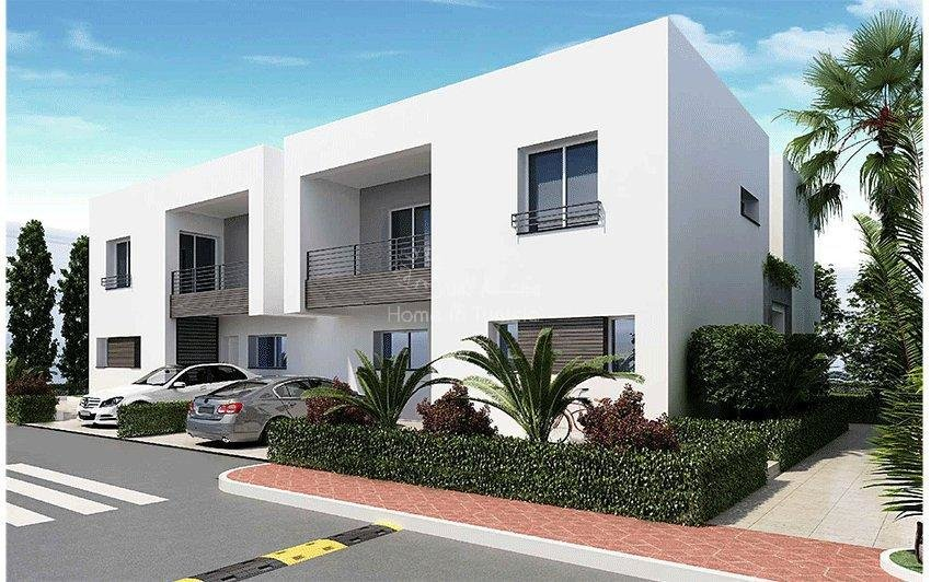 Tunis Bay residential golf villa Oceanos 34 semi-detached 4 bedrooms terrace garden private pool