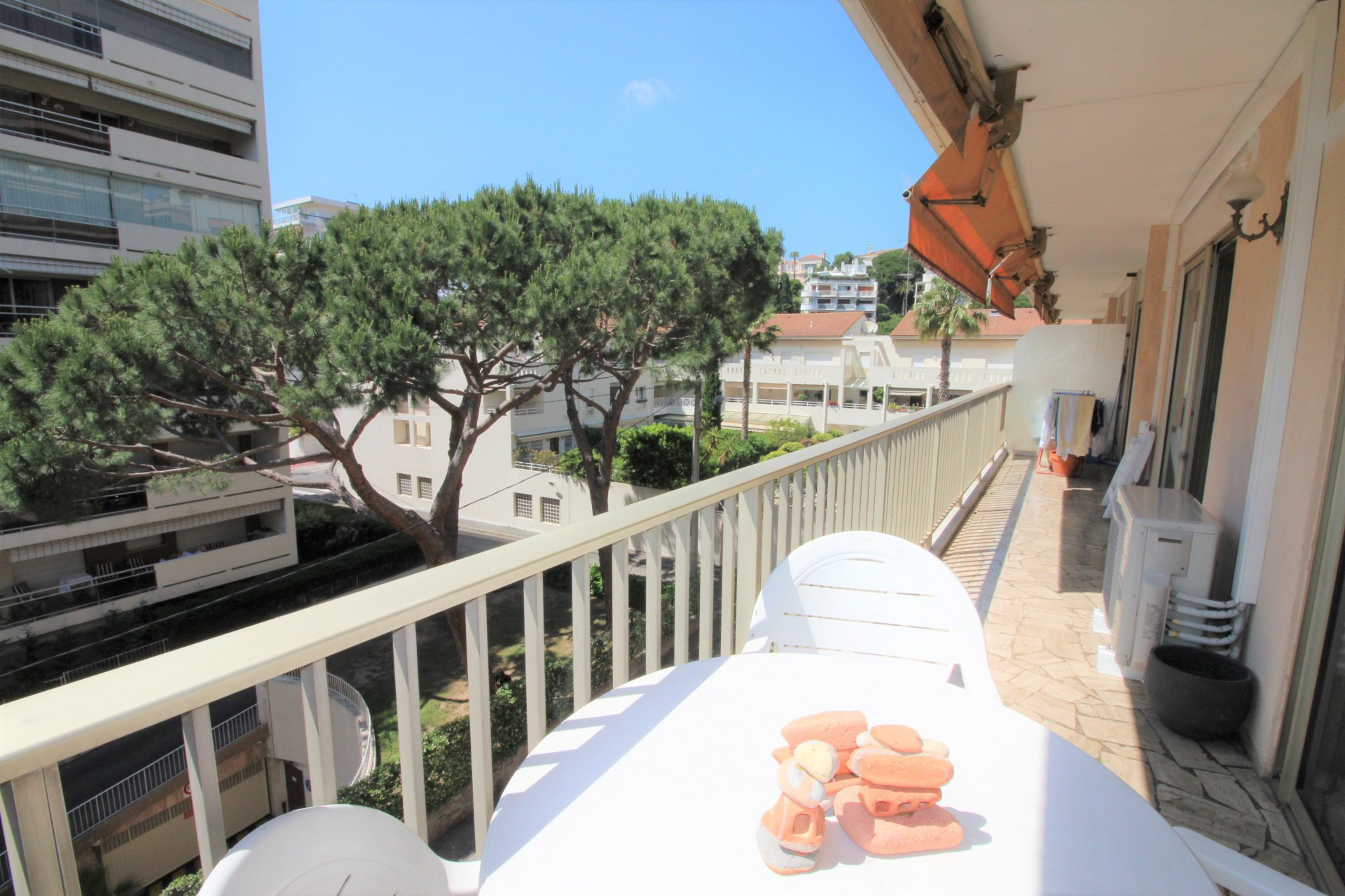 Nice 2 bedroom apartment with terrace and parking / Alexandre III District