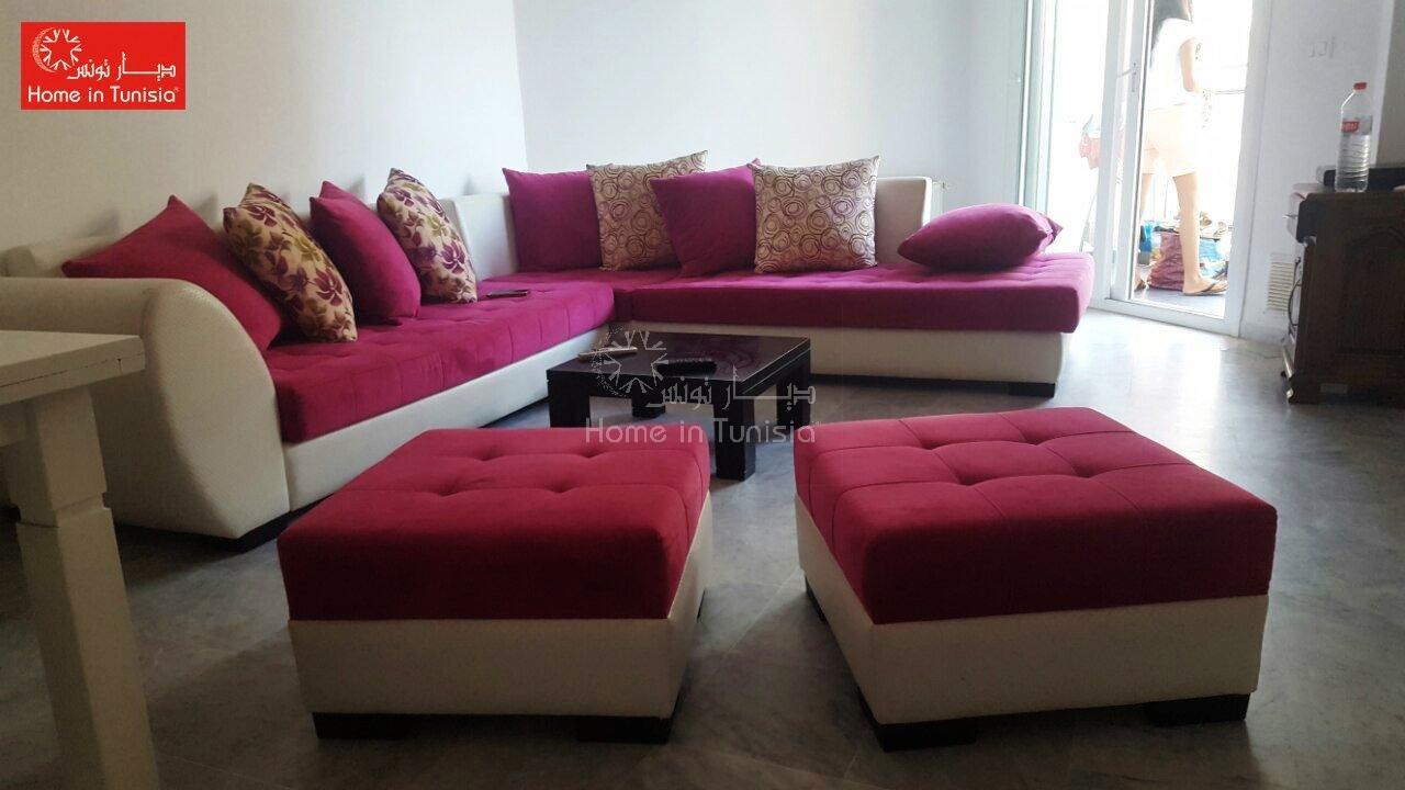 Magnifique appartement meublée Pied dans l'eau