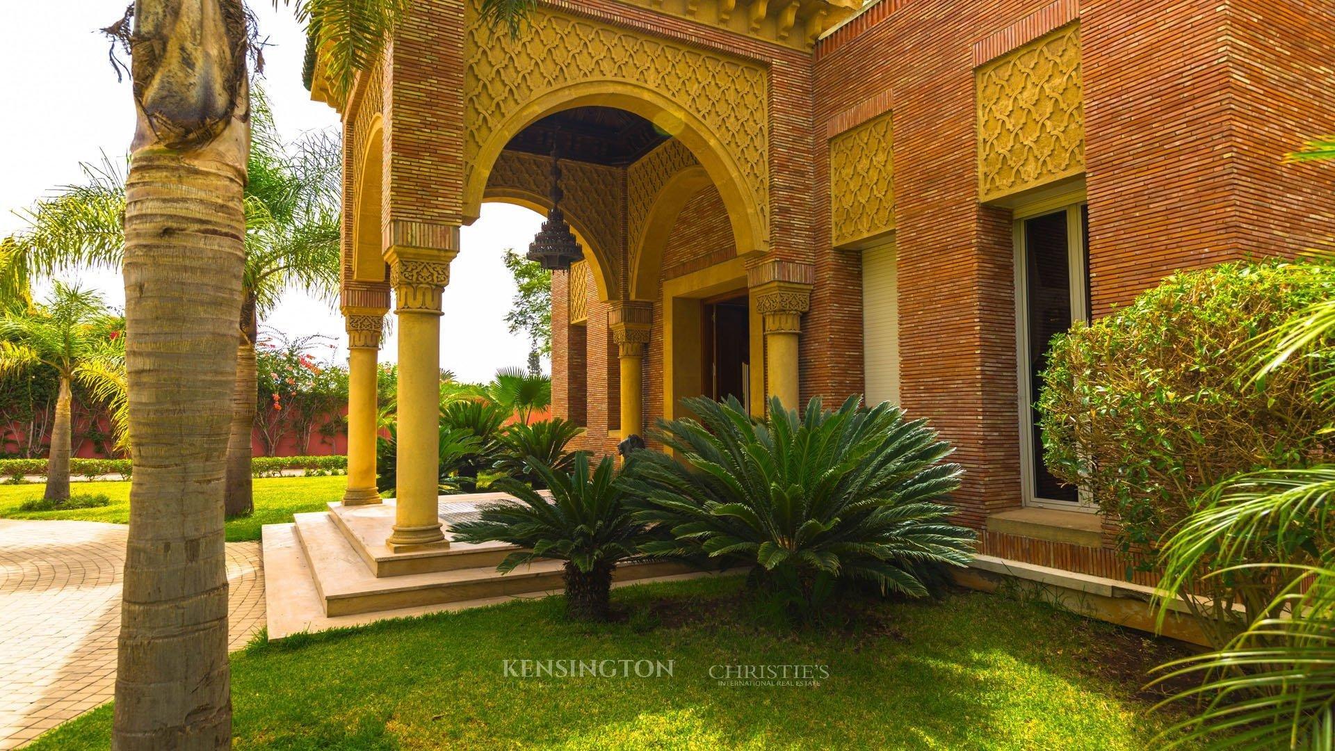 KPPM00855: Villa Raga Luxury Villa Casablanca Morocco