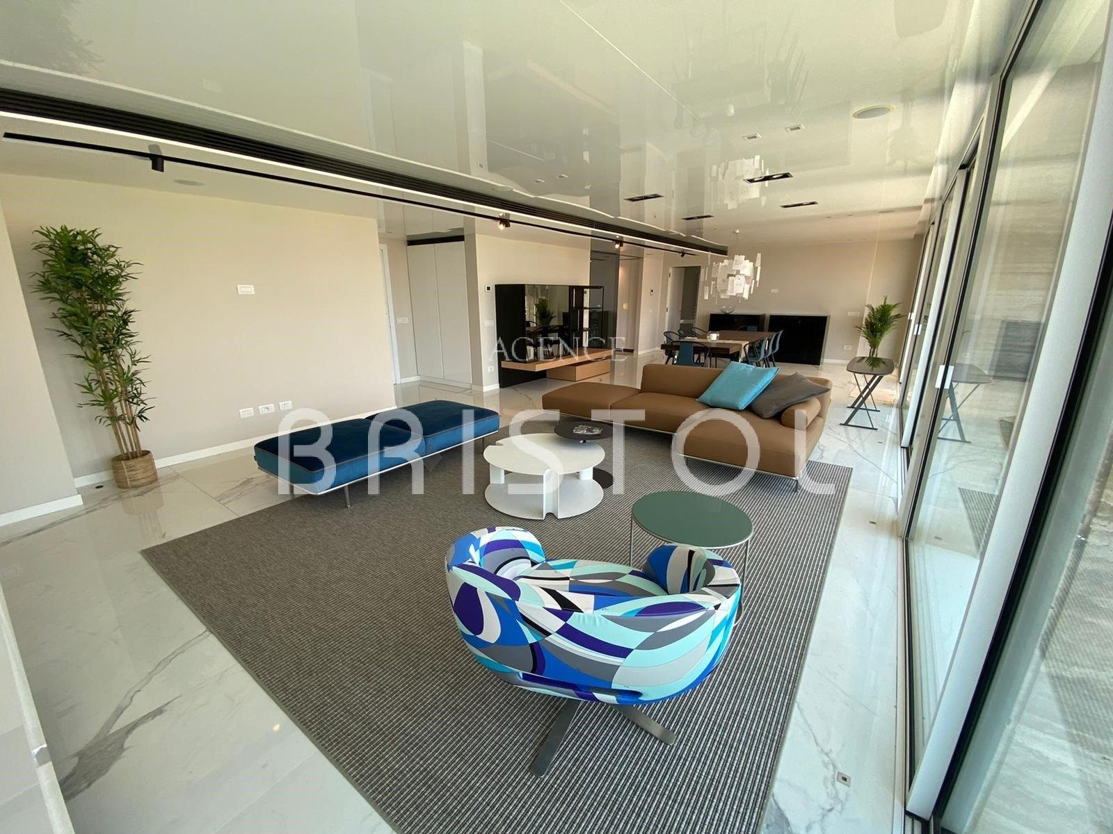 New residence  Beaulieu-sur-Mer luxury penthouse for sale