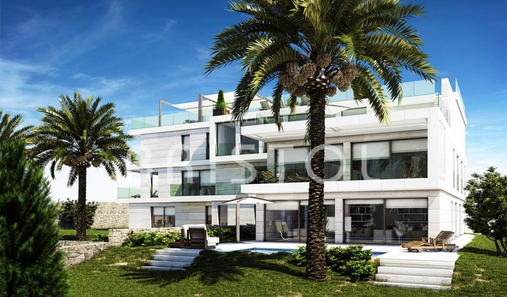 New residence in  Beaulieu-sur-Mer luxury penthouse for sale