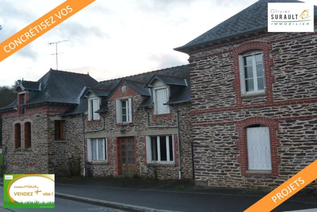 Sale House - St Thurial