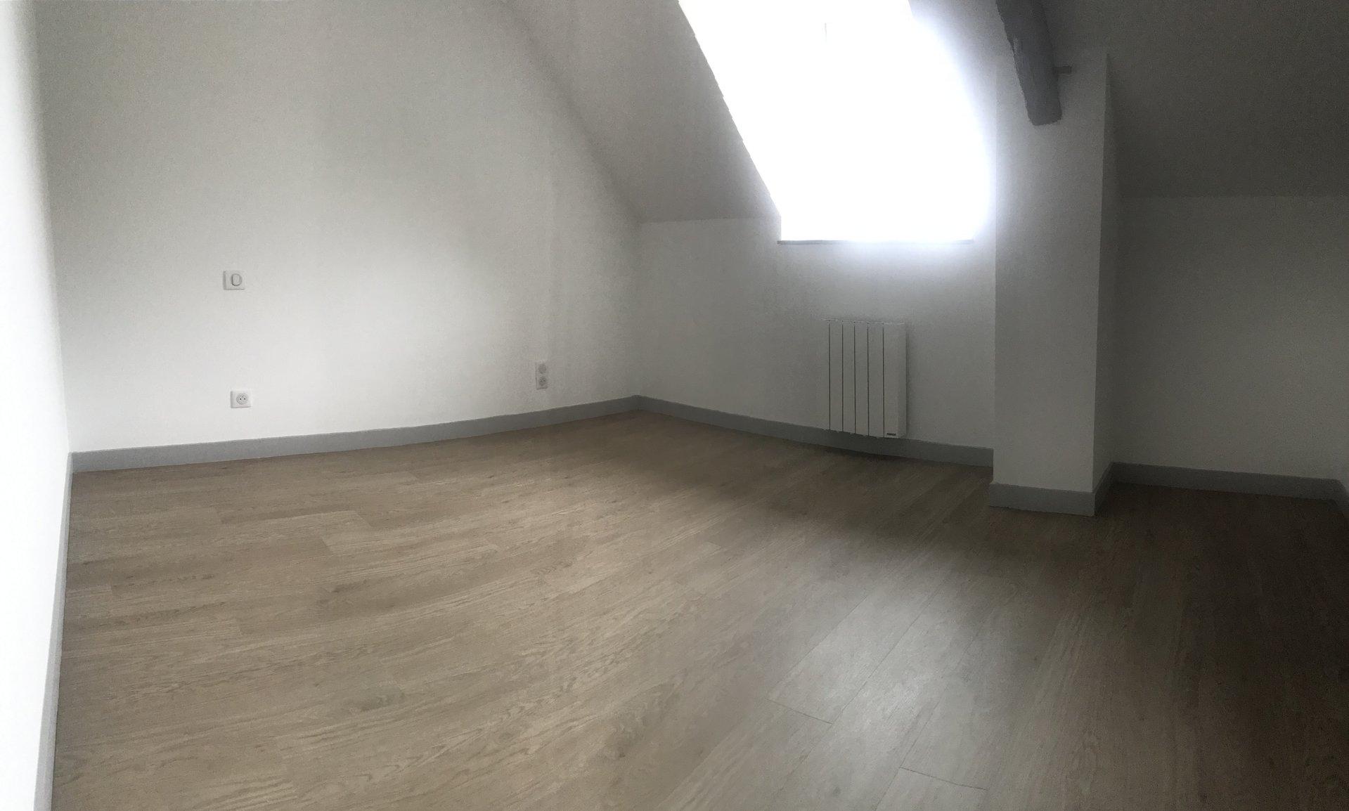 5 min de Plélan-Maison T4 de 82 m² habitables en campagne