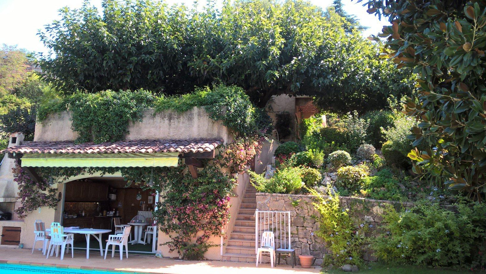 achat vente villa provençale mougins