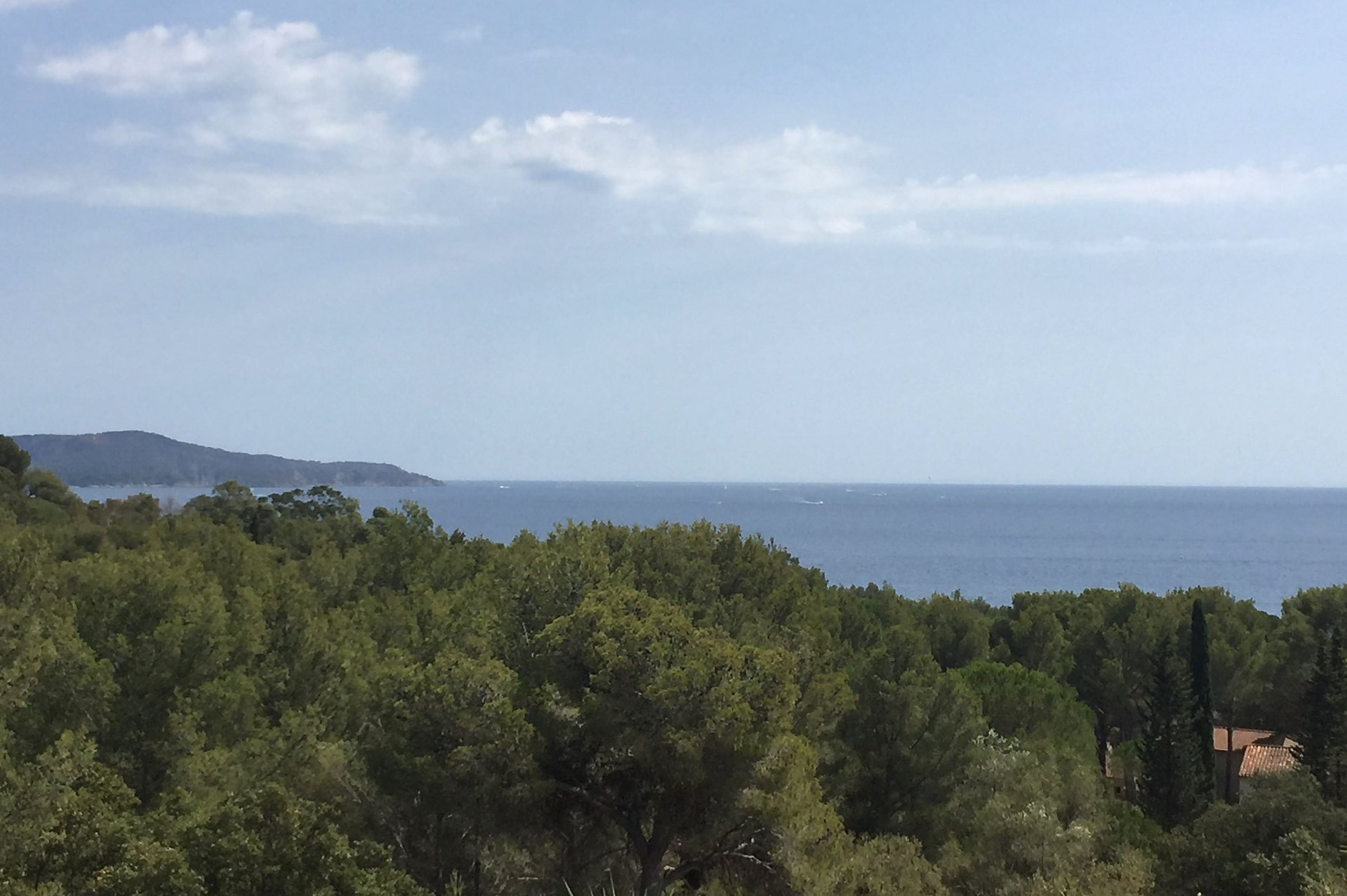 Sea side house Cavalaire sur Mer Var Provence