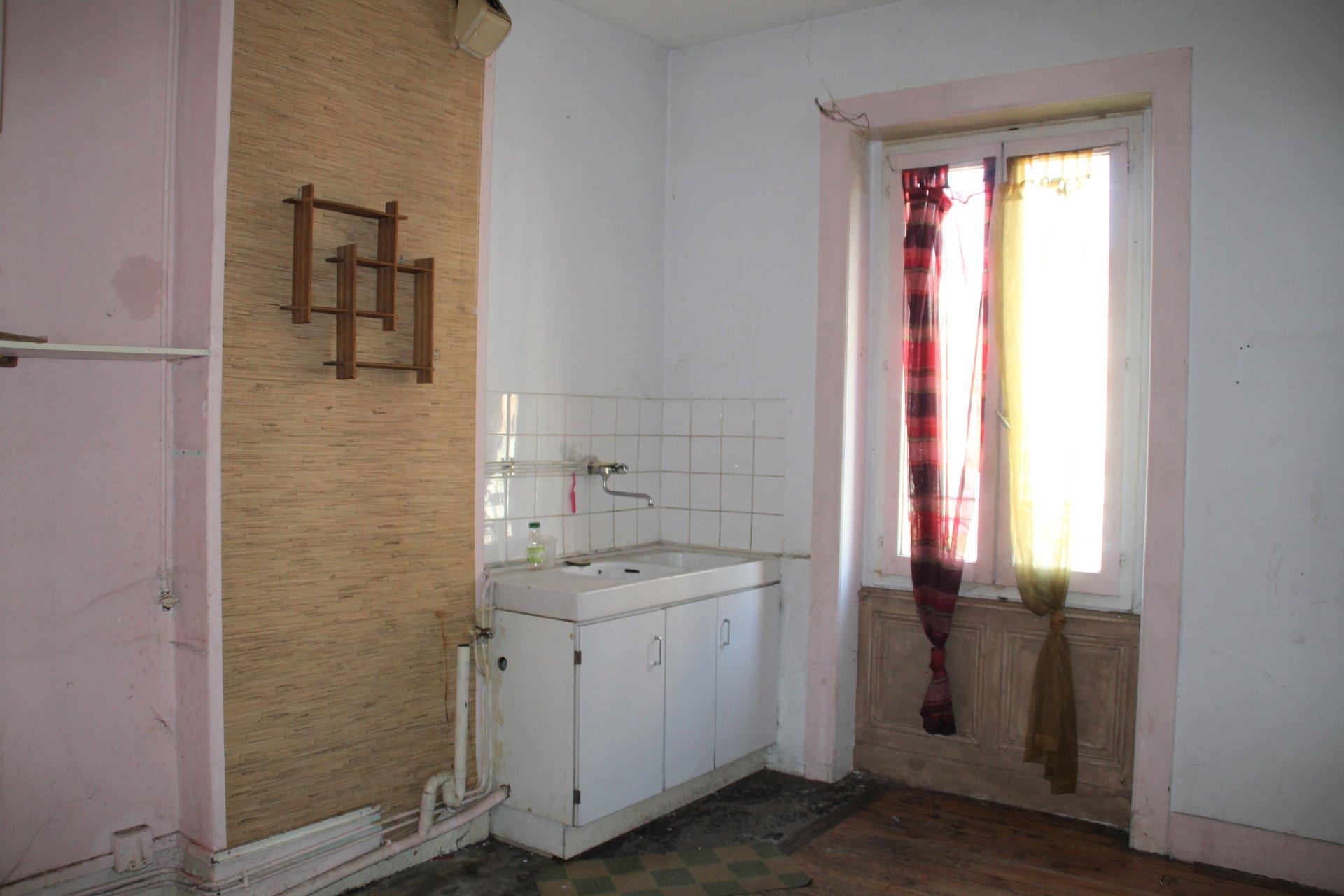 Appartement T3 avec 2 caves