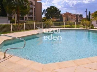 Cannes-Palm Beach- 2P- résidence avec piscine