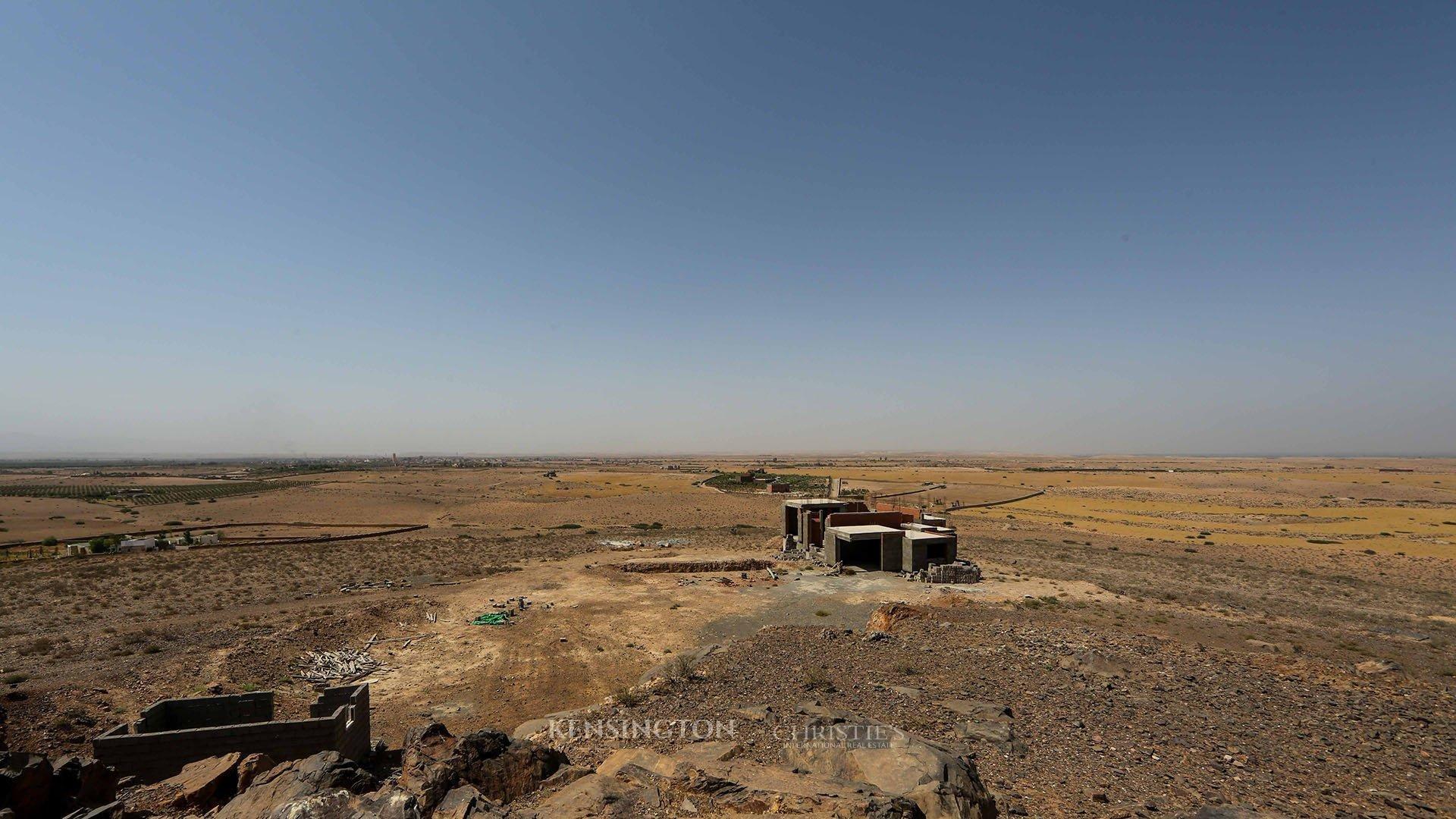 KPPM00859: Building Land Heloise Building land Marrakech Morocco