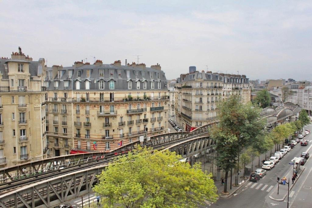 Sale Appartement - 75015, 74m2, view on the Eiffel Tower
