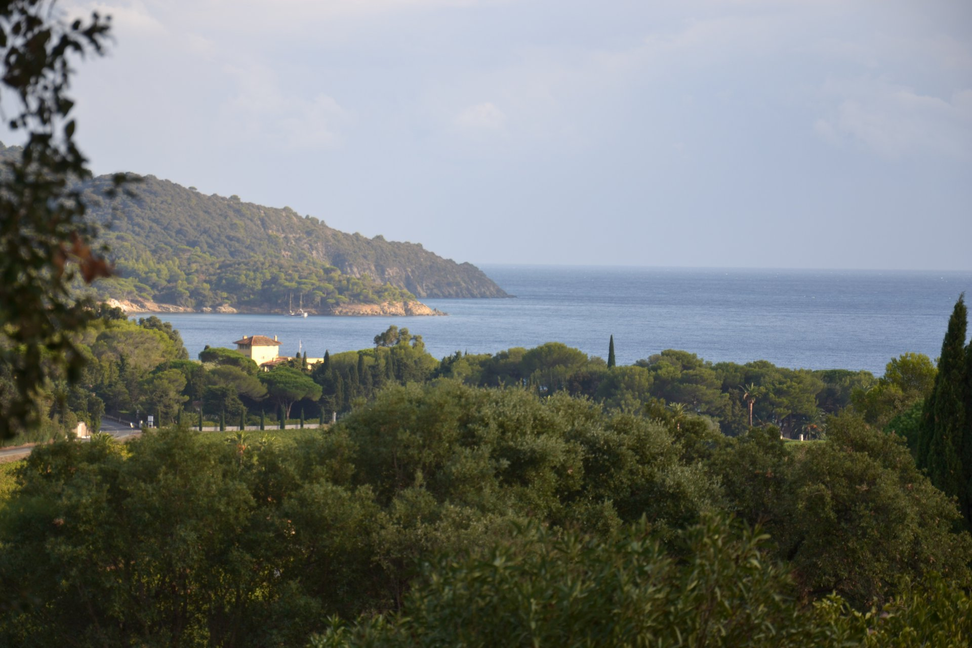 Sea side villa Gigaro la Croix-Valmer Var Provence