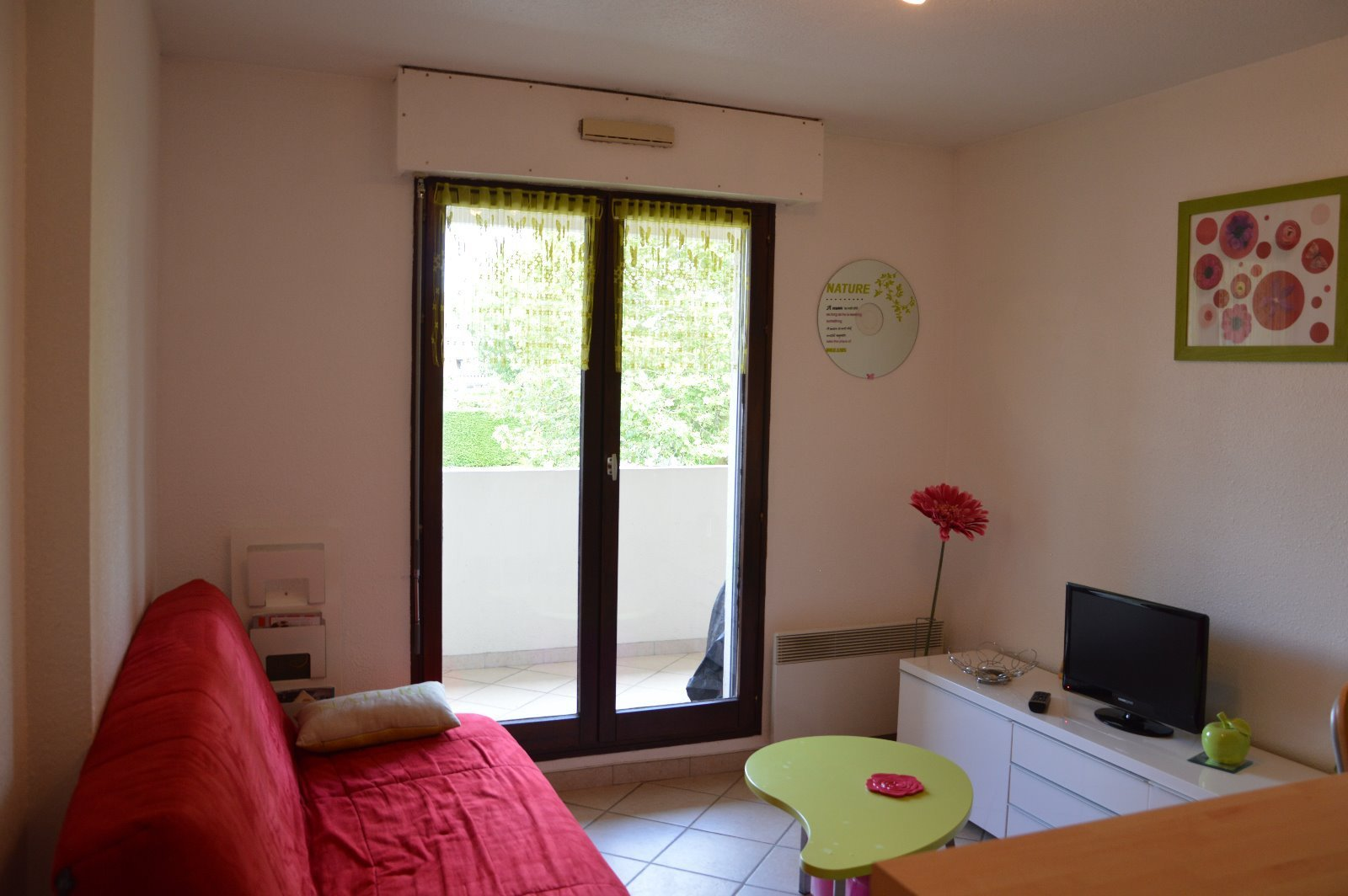 Appartement en location saison à Cabourg