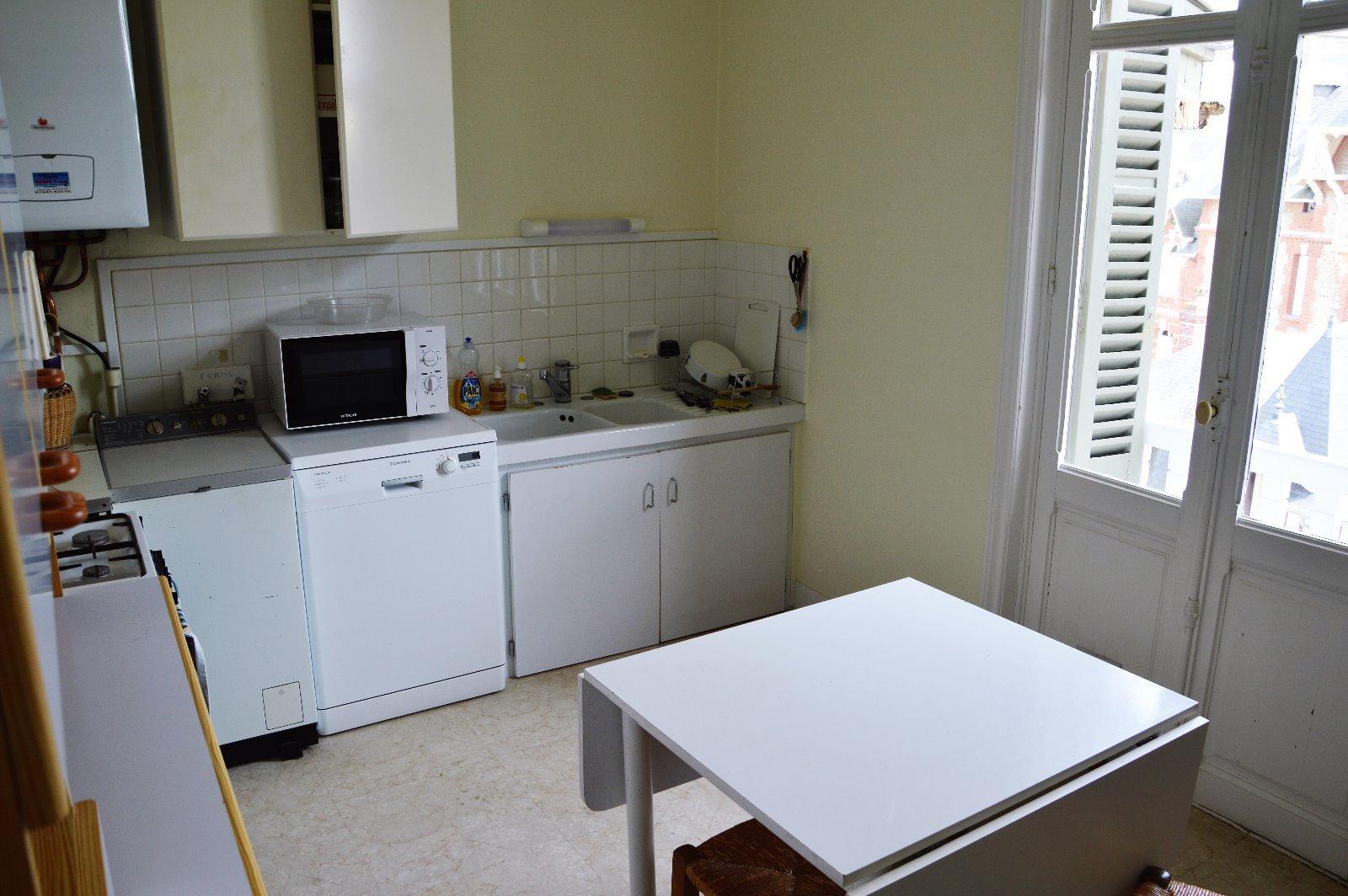 LOCATION SAISON Appartement 6 pièces vue mer