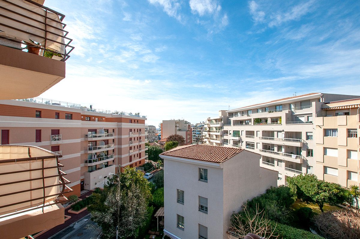 1 bedroomed apartment Antibes/Juan les Pins few minutes from the beach