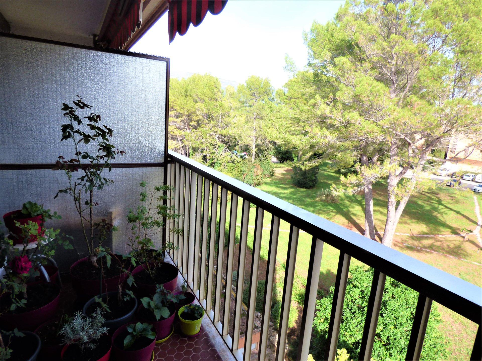 Mooi gerenoveerde studio te koop in Peymeinade, Côte d'Azur