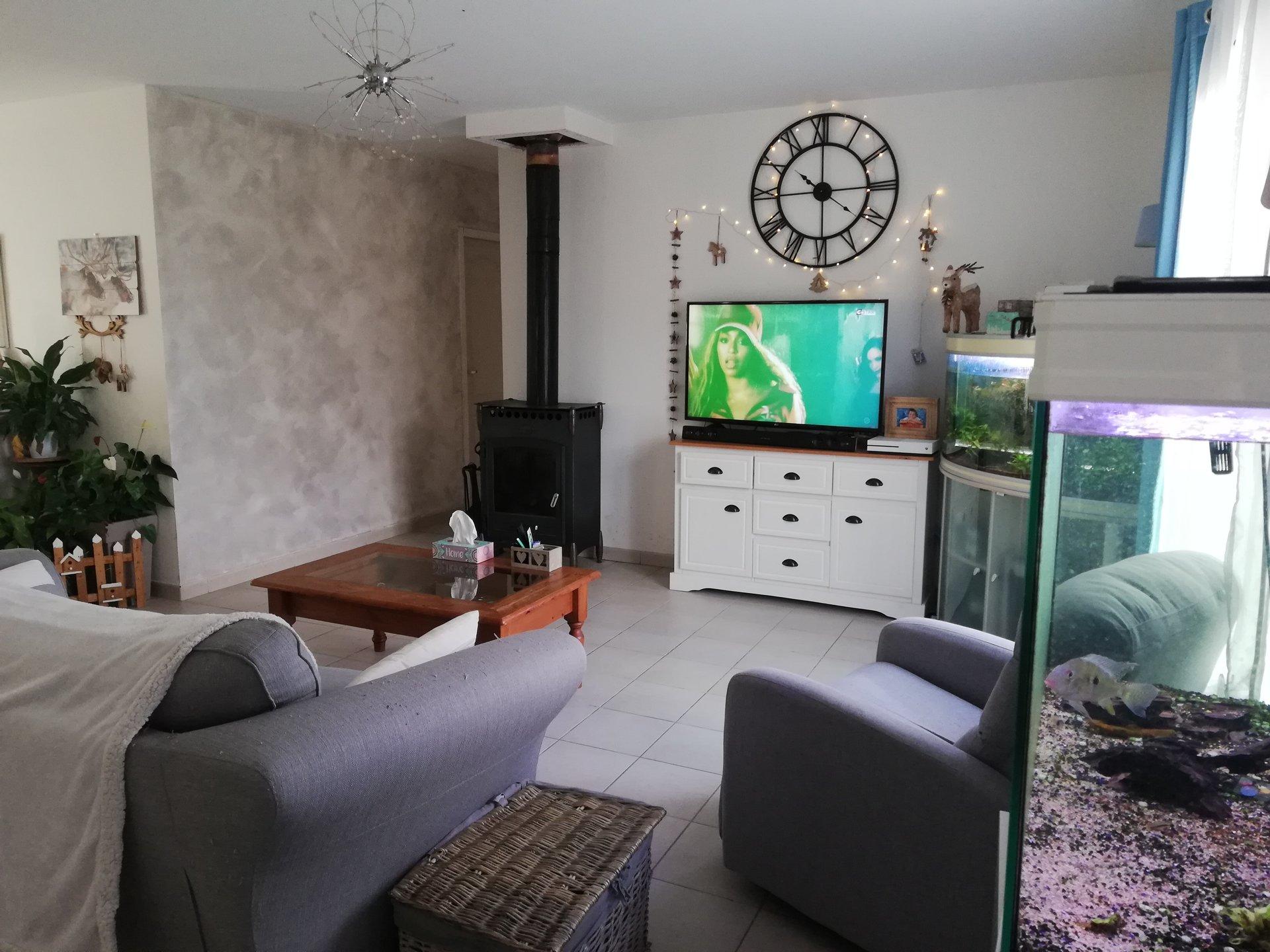 Maison plain pied à vendre dans le Morvan en Bourgogne