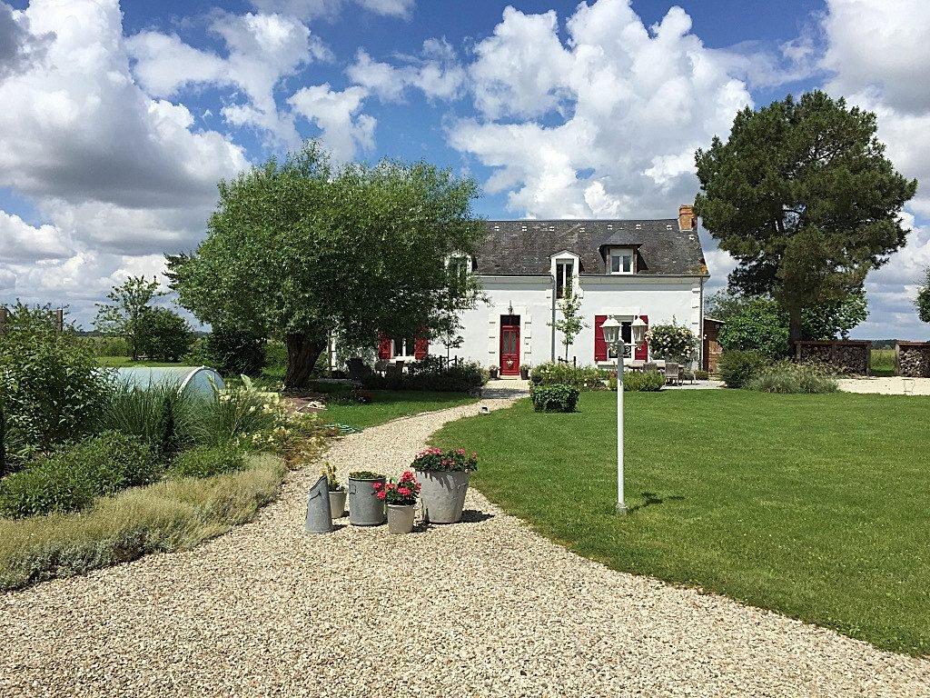 Huis (B&B) met zwembad te koop in La Brenne, Indre 36