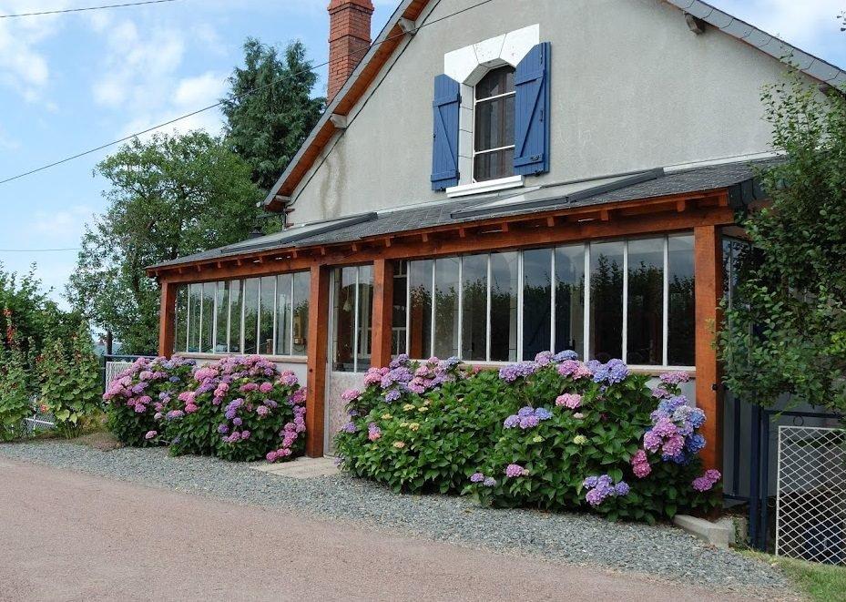 SOUS OFFRE Jolie maison de campagen avec belle vue