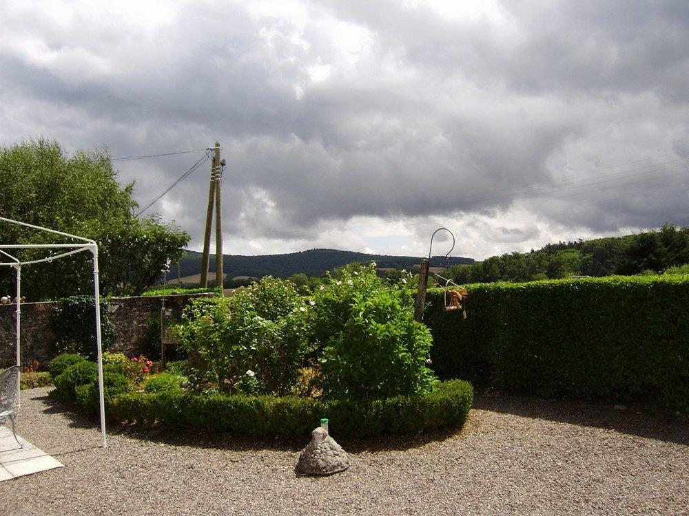 Jolie maison avec belle vue dans le Morvan en Bourgogne