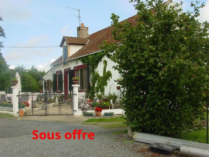 Romantisch huis op 3,3 ha terrein in de Bourgogne