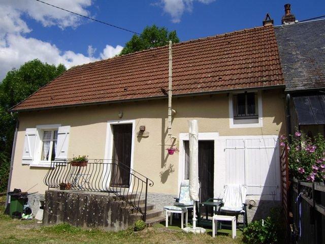 Jolie maison mitoyenne dans le Morvan, Bourgogne