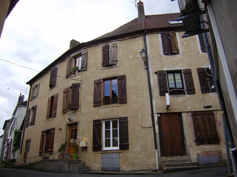 Goed lopende chambre d'hôtes in de Morvan, Bourgogne