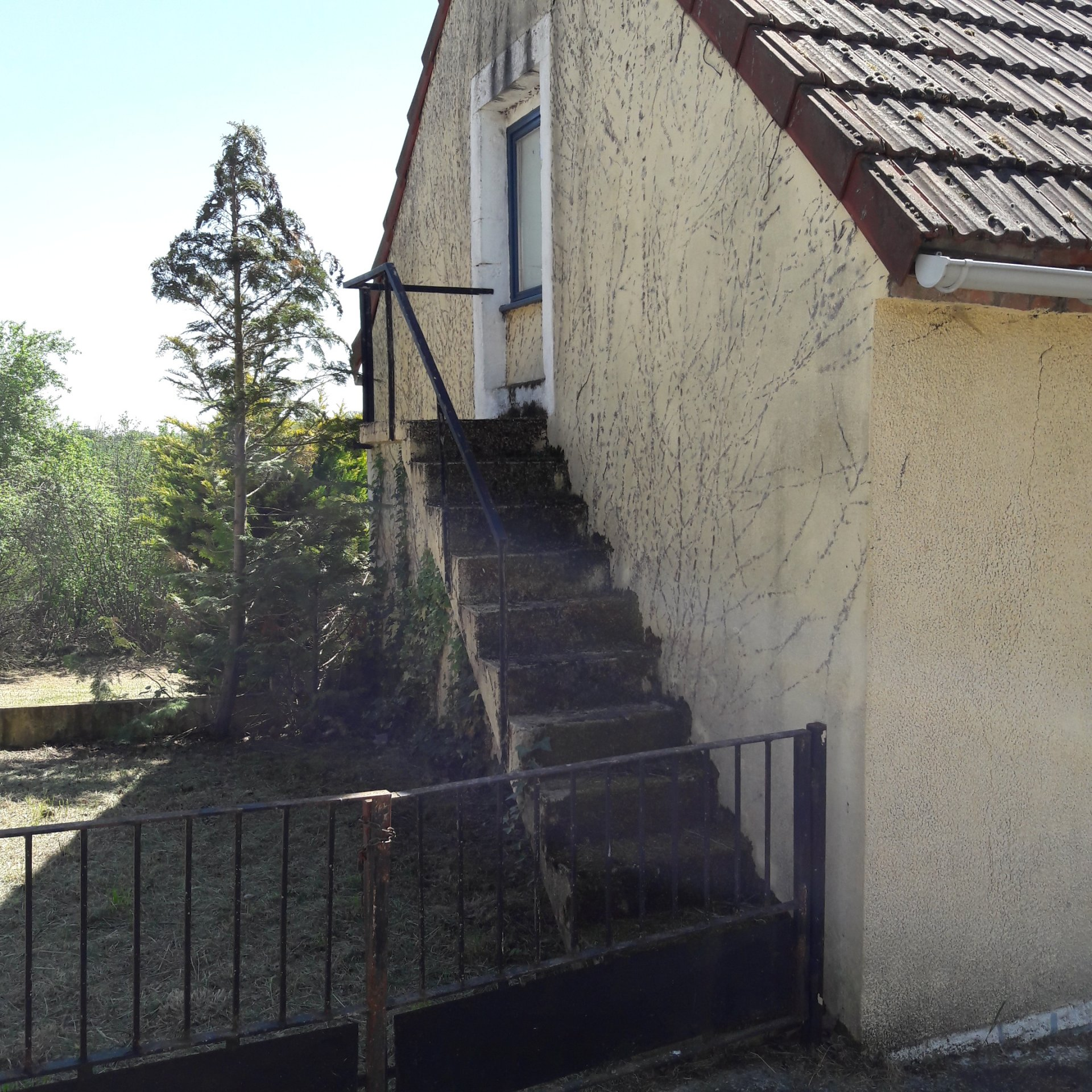 Maison de village à vendre dans la Nievre (Bourgogne)