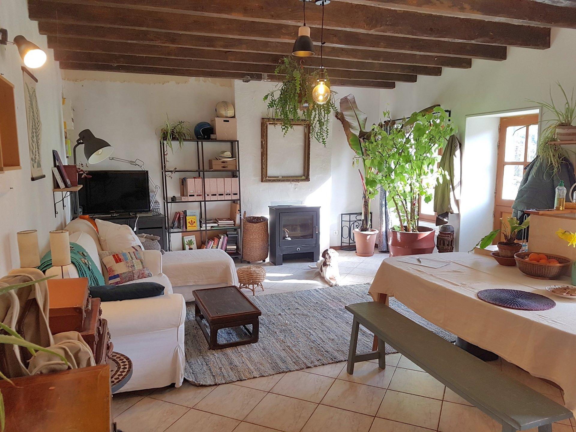 Haus mit Scheune und Land zu verkaufen Tournon St. Pierre 37
