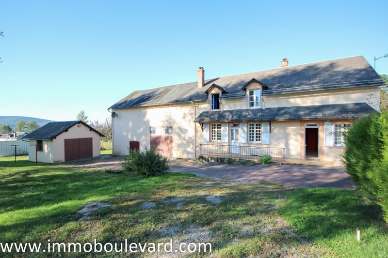 Farmhouse for sale in the Nievre in the heart of the Morvan