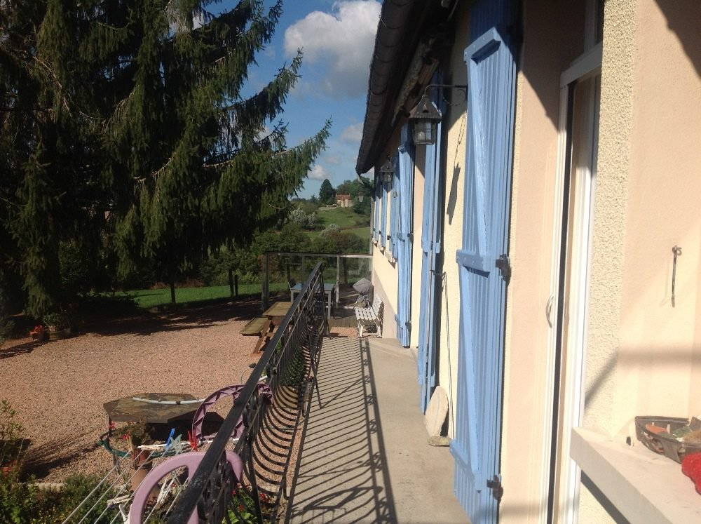 Maison avec belle vue à vendre  dans le Morvan (Bourgogne)