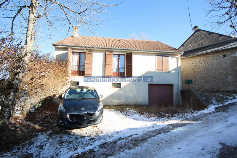 House, near Chateau Chinon, Morvan small price
